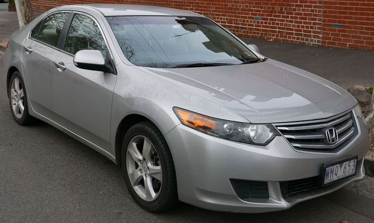 Honda Accord euro sedan photo