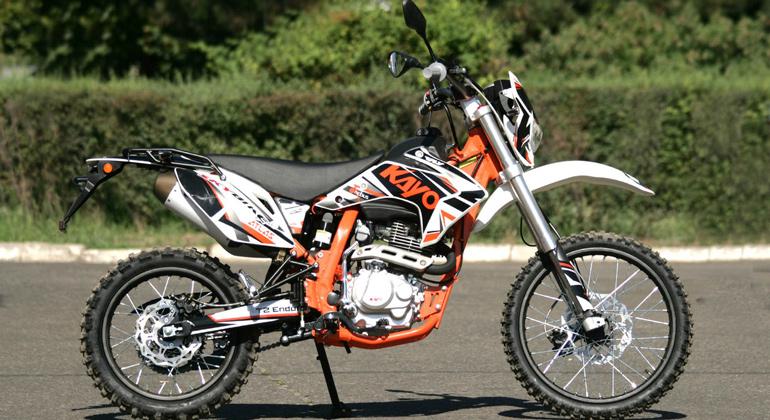 Мотоцикл KAYO 250