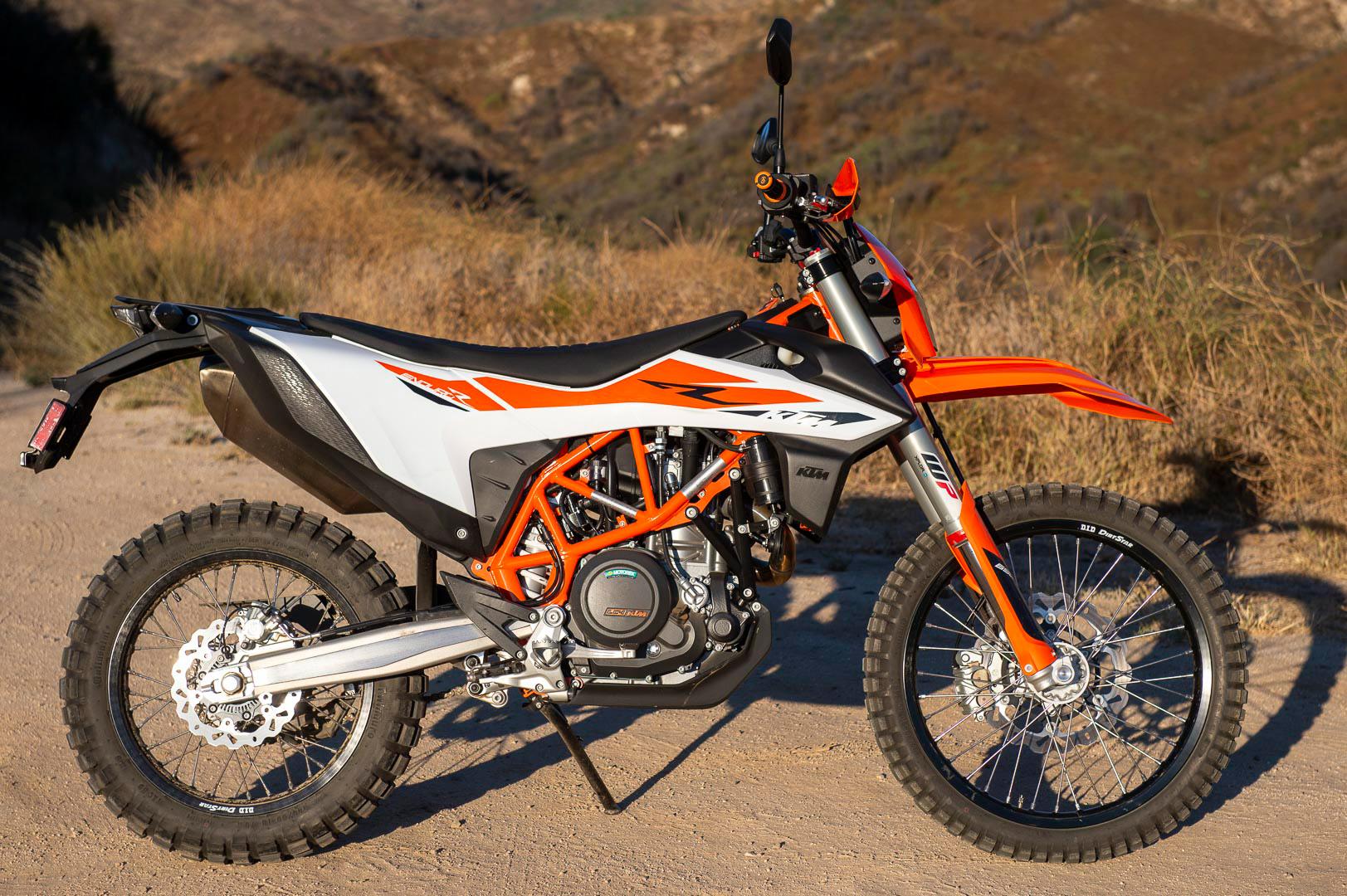 Мотоцикл KTM 690 Enduro R