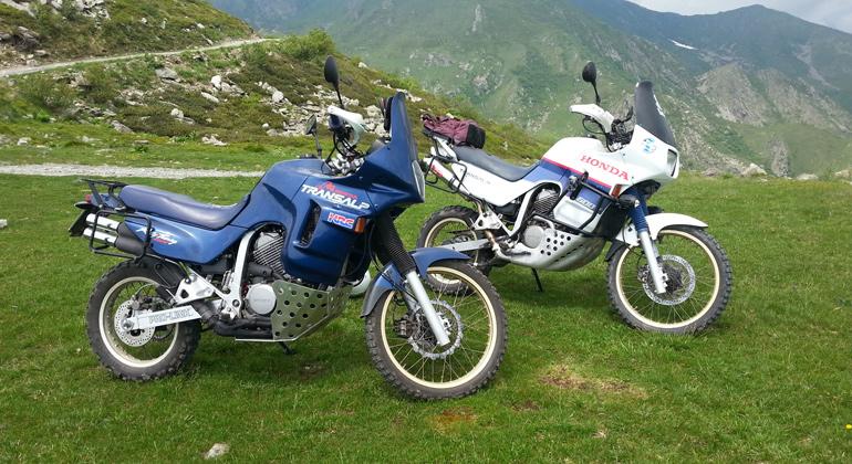 Мотоцикл Honda Translp XL600V