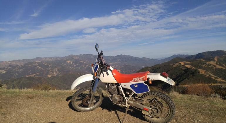 Мотоцикл Honda 250R