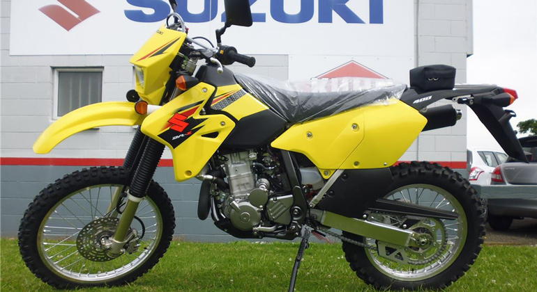 Мотоцикл Suzuki DR-Z 400 E